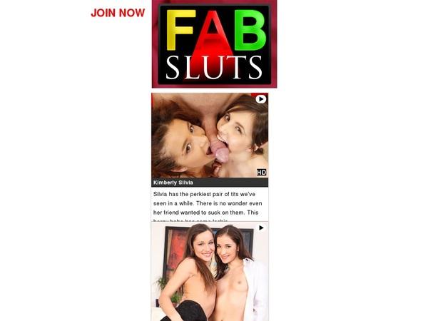 Fab Sluts Updates
