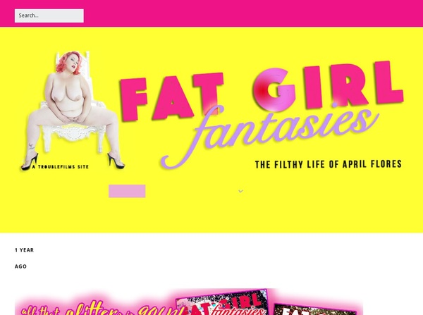 Fat Girl Fantasies Free