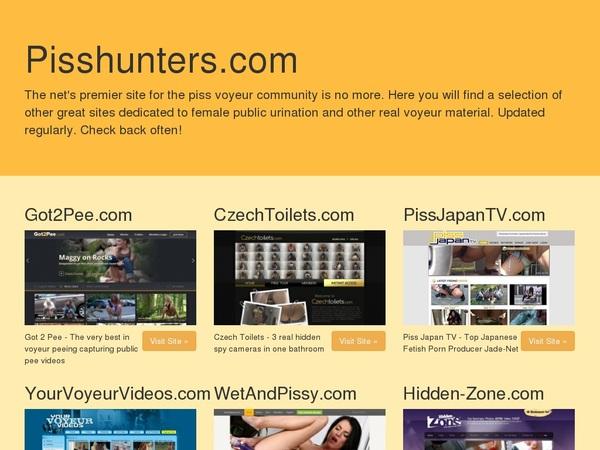 Free CTK Piss Hunters Pass