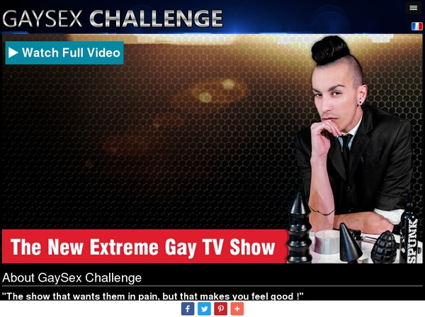 Gay Sex Challenge Join Link