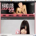 Handjob Japan By SMS