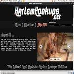 Harlem Hookups Ad