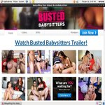 How To Get On Busted Babysitters For Free