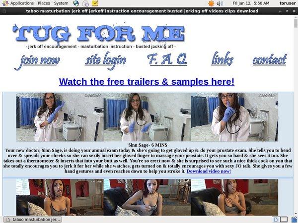 Pay For Tugforme.com