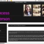 Princess Emerson 注册帐号