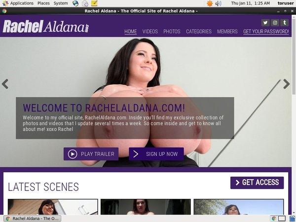 Rachel Aldana Get Access