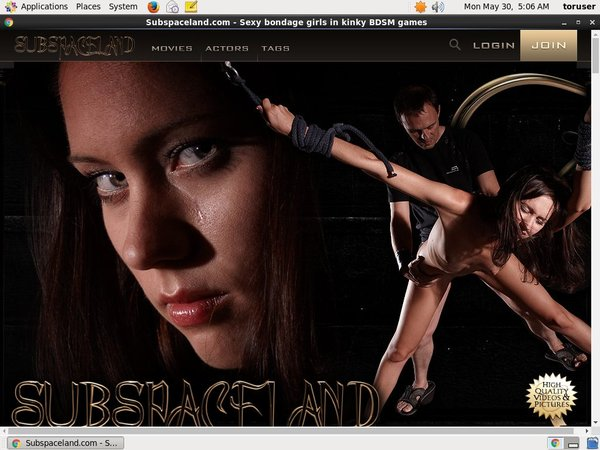 Subspace Land Videos Free