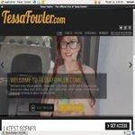 Tessa Fowler Get Discount