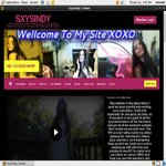 Acc Sxysindy.modelcentro.com