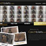 Porn Czech Toilets