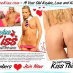 Kaylee Kiss Wnu.com