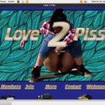 Love2piss.com Password Premium