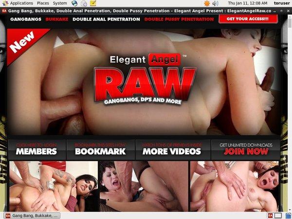 Elegantangelraw.com Hack Account