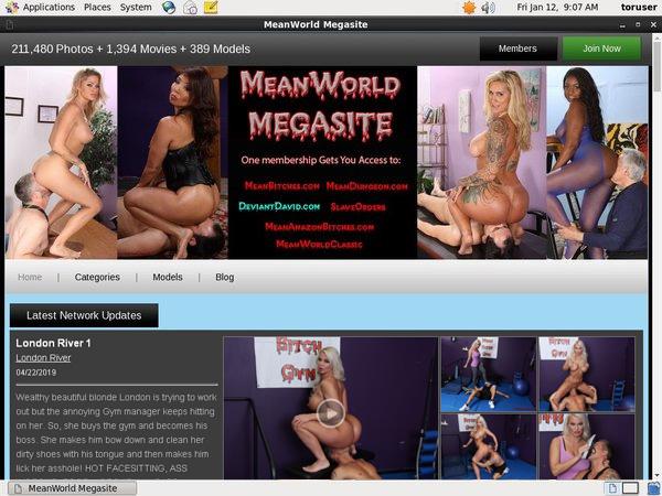 Free Video Meanworld.com