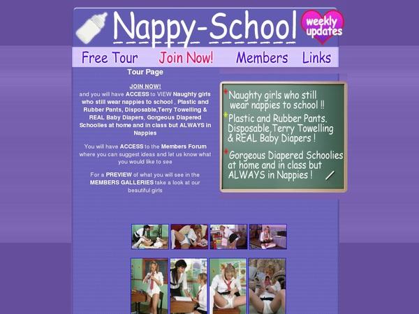 Nappy-school.com Webbilling