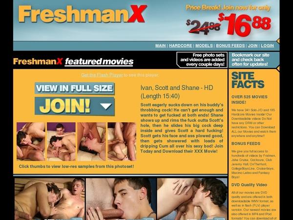 Freshman X Hd Videos