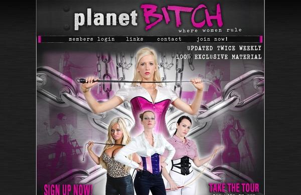 Planet Bitch Full Scenes